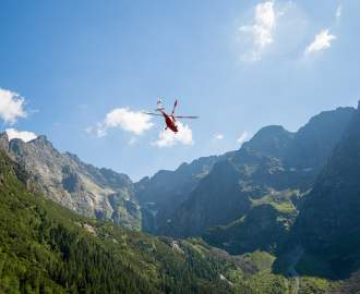 helicoptere nature