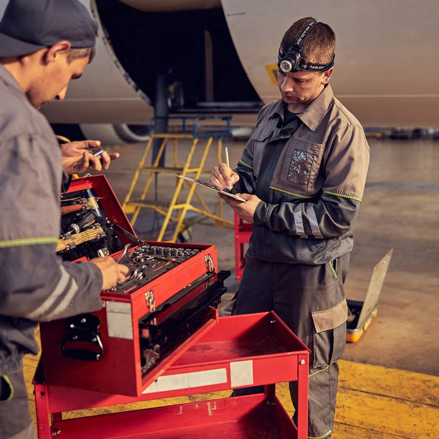 Aeronefs tracing flight navigabilite maintenance